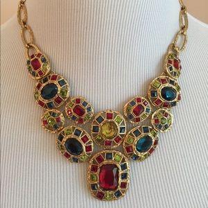 Vtg R.J. GRAZIANO statement necklace